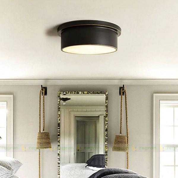 Lusso Plafoniere a LED Lampada da camera moderna ...