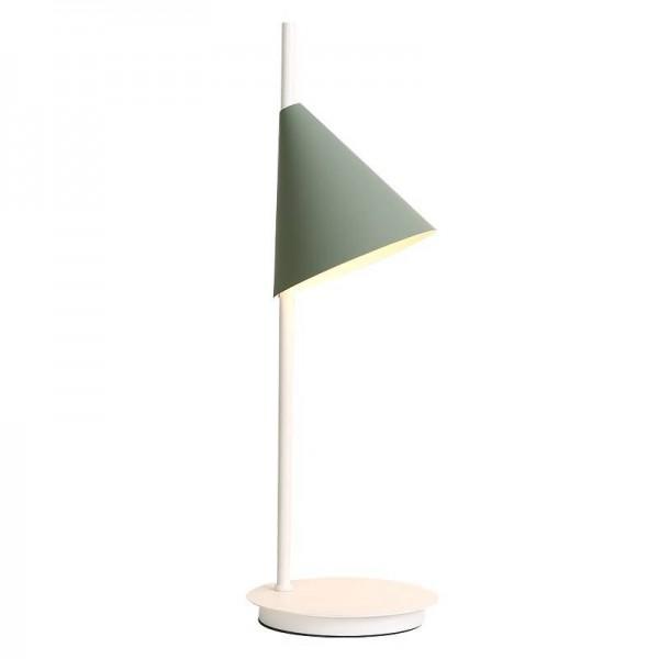Lampade da tavolo a LED semplici moderne Lampada da tavolo macaron di design per illuminazione della camera da letto dell'atrio per studio Lampada da lettura per la camera dei bambini
