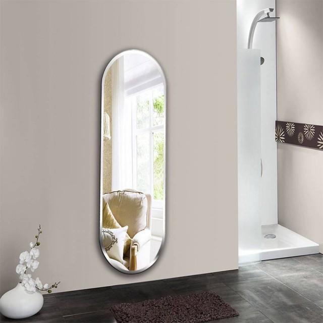 Parete Specchio Bagno - Badezimmer Deko