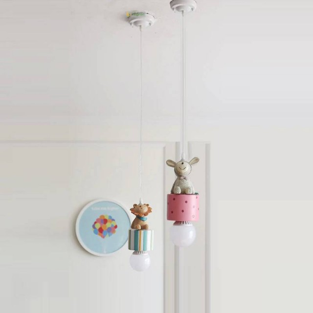Lusso Lampade moderne per bambini Illuminazione camera da ...