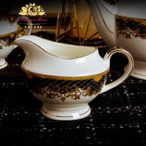 15 PEZZI Tazza da caffè in osso Tazza da tè in stile europeo Tazza da caffè in ceramica inglese per il pomeriggio
