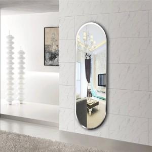 A1 Specchio bagno appeso a parete bagno camera da letto specchio da trucco appeso a parete specchio antideflagrante wx8221917