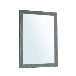 A1 Specchio bagno retrò blu appeso a parete soggiorno specchio bagno wx8221506