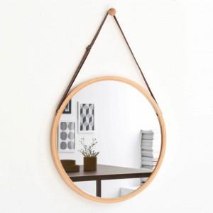 Specchio da toeletta sospeso in stile europeo A1 lavandino del bagno dell'hotel specchio da toilette da parete wx8281135