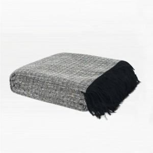 Coperte da letto All Match Pure Cobertor Autunno Inverno Divano Hotel Coperta da tiro Manta Decorazioni natalizie nobili portatili per la casa