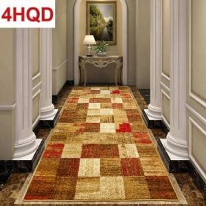 American minimalista salotto tavolino tappeto moderno semplice camera da letto europea coperta coperta tessuta tappeto può essere personalizzato