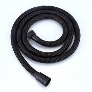 Amibronze 1Pcs Alta qualità 1.5m Flessibile doccia Flessibile idraulico Idraulico Stainelss Accessori da bagno in acciaio Tubo dell'acqua