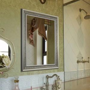 Specchio da bagno Specchio per trucco da camera da parete retro specchio da parete quadrato wx8221416