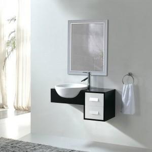 Specchio bagno impermeabile appeso a parete specchio cosmetico portico camera da letto specchio sala da pranzo wx8221549