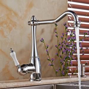 Rubinetto per vasca da bagno Gru per vasca da bagno e cucina Rubinetto per bagno Miscelatore per cucina monocomando lavello rubinetto miscelatore LH-6030L