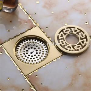 Scarico a pavimento per canali doccia per la rimozione degli odori speciale scarico a pavimento per lavatrice FD-6