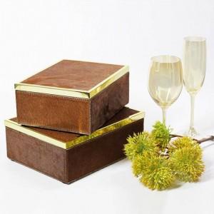 InsFashion scatole creative di gioielli creativi fatti a mano per un arredamento moderno di lusso