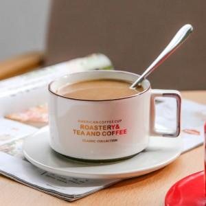 set di tazze da caffè tazza set di tazze da tè breve tazza di ceramica drinkware tazze da tè regalo