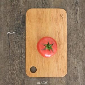 utensili da cucina amichevole rettangolo di legno massiccio tagliere armadio ispessimento frutta tagliere tagliere tagliere