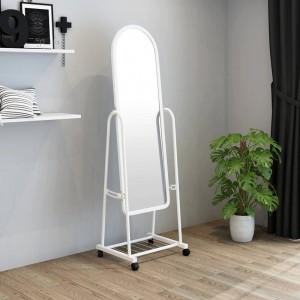 Spogliatoio Specchio camera da letto negozio di abbigliamento a figura intera grande specchio specchio mobile piano casa mobile specchio wx8241341