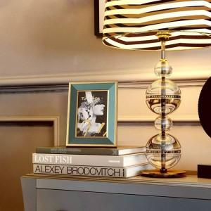 Cornice per foto in legno massiccio europeo e americano Decorazione domestica creativa Camera da letto Soggiorno Decorazione interna