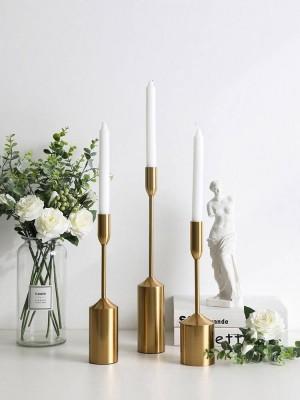 Candeliere europeo Decorazioni per la casa Matrimonio Articoli romantici Decorazioni decorative per candele Candelieri Cena a lume di candela oggetti di scena