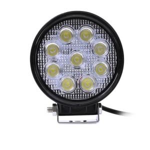 42W 7 pollici LED Work Light Bar 14 X 3w chip chip Spot Flood Spot Spot Offroad Light Bar Fit ATV luce esterna