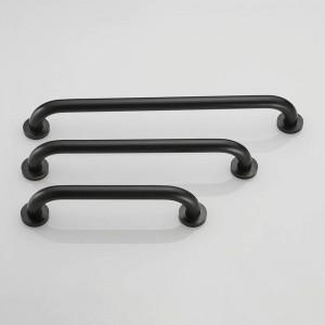 Maniglia di sostegno in ottone cromato a parete Bracciolo per bagno Maniglia per vasca Maniglia di sostegno Maniglione per anziani Corrimano Sicurezza domestica LAD-811530