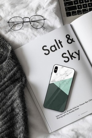 IPHONE XR CASES Marble style G1003