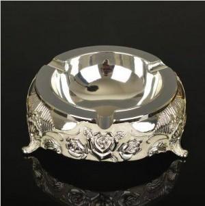 Posacenere in metallo, decorazioni per la casa e forniture per ufficio, splendidi ornamenti di personalità