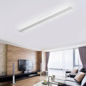 Plafoniere moderne a led in acrilico per soggiorno camera da letto Plafond soffitto illuminazione domestica lampada illuminazione domestica