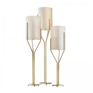 Moderna lampada da terra semplice decorazione artistica nordic bianco ombra personalità moda creativo soggiorno camera da letto studio illuminazione del pavimento