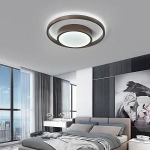 Plafoniera moderna a led per soggiorno sala da pranzo camera da letto Lustres LED plafoniera lampada da soffitto