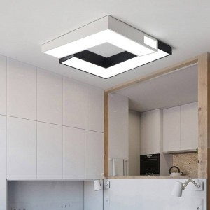 Plafoniere moderne a LED per soggiorno Art Books Lampade a soffitto per motociclette Illuminazione ovale per camera da letto bianca