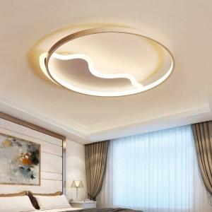 Plafoniere a led moderne telecomando per soggiorno camera da letto baby cloud a forma di cuore rotonde colorate plafoniere abajur