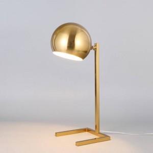 Lampada da tavolo moderna a led Lampada da scrivania nordica lampada da tavolo decorativa camera da letto camera d'albergo soggiorno decorazione della casa d'albergo