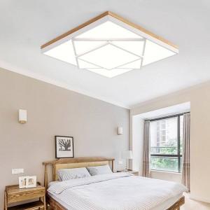 Lampade da soffitto a LED di nuovo arrivo per la camera da letto della camera da letto della lampada da letto Lampade da interno colorate da soffitto per cucina