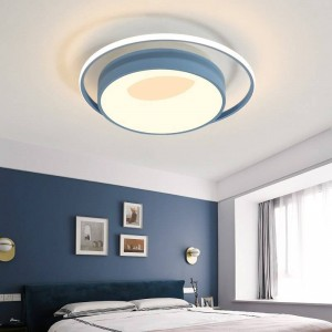 Nuovo design LED plafoniera per soggiorno Sala da pranzo Luminarias para teto Luci a led per la casa apparecchio di illuminazione moderno
