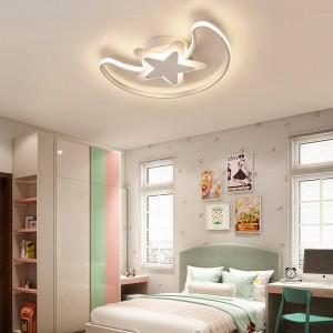 Nuovo plafoniera a LED a forma di collina decorazione plafonnier led soggiorno camera da letto moderna casa dimmalbe illuminazione apparecchio teto