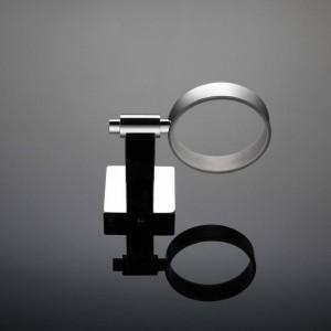 Nuovo Portabicchieri singolo Portabicchieri spazzolino da denti in acciaio inossidabile 304 Semplice portabicchieri per bocca da bagno Accessori per il bagno 9168K
