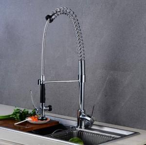 Rubinetti per miscelatore lavello miscelatore lavello acqua fredda girevole bicolore rubinetto miscelatore lavello acqua fredda girevole NAD-113