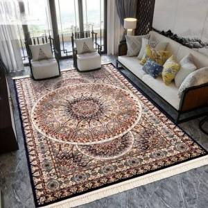 Palazzo nordico in stile europeo classico persiano americano tappeto turco importato salotto tavolino rettangolo di famiglia