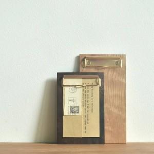 Vassoio portaoggetti per ufficio in legno nordico con clip Logo personalizzabile Scrivere pittura Cancelleria Portaoggetti Decor Organizzatore