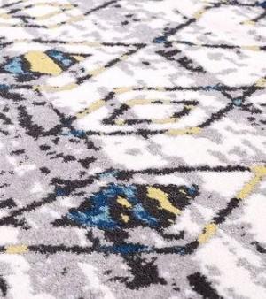 Semplice moderno nordico geometrico astratto salotto tavolo camera da letto tappeto camera matrimoniale coperta completa comodino in camera blanke't