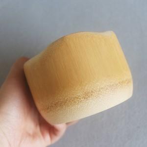 Stoviglie Stoviglie Ciotola di bambù Dessert Cucina Frutta per bambini Alimentazione a forma di foglia Piatto fatto a mano naturale Piatti da portata Insalata