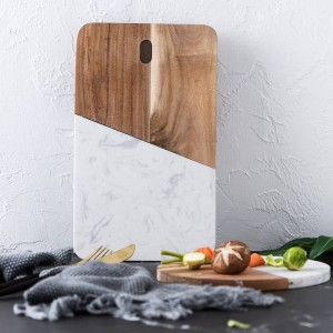 Tavola da cucina in pietra accessori da cucina in marmo formaggio bordo gioielli portaoggetti pane sushi piatto piatti piatti occidentali