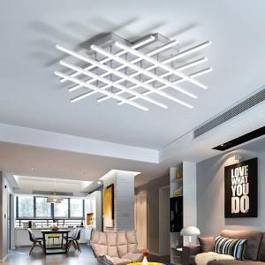 Plafoniere a LED a montaggio superficiale per soggiorno Lampade da camera Lampade luminaria Decorazioni per interni per interni Apparecchi per la casa