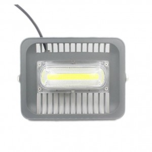 Luce di inondazione ultrasottile del LED 20W 30W 50W corpo in alluminio AC85-265V impermeabile IP65 Proiettore Lampada da esterno