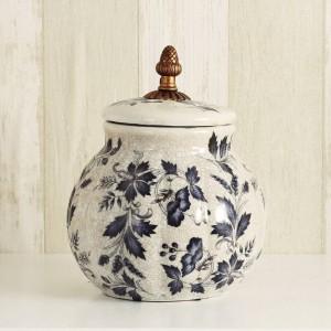 decorazione di cerimonia nuziale Creativo europeo Decorativo Lattine per dolci Articoli in ceramica Lattine per tè Cisterne in ceramica europee Nostalgia Regali per la casa