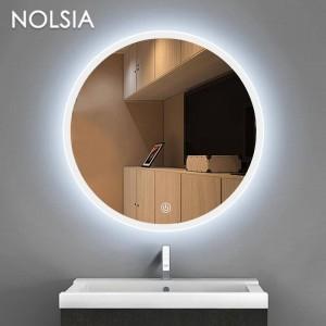 trucco per la stanza da sposa Lampada da parete a specchio a LED luci spogliatoio Lampada da parete a specchio a specchio Toilette Bagno LED Applique applique Arandela
